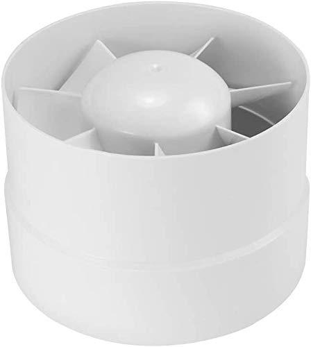 FreeLeben Interior Ventilador en Línea del Extractor, Silencio Baño de Cocina Ventilador...