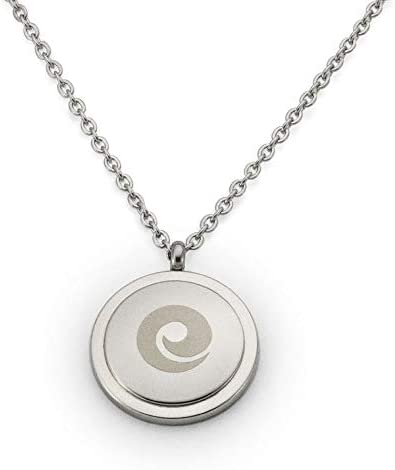EMF Protection Pendant Necklace Versatile Anti EMF Radiation Wearable Jewelry Proven European product image