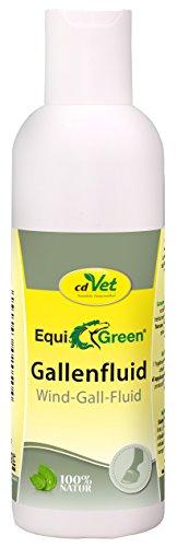 cdVet Naturprodukte EquiGreen Gallenfluid 200 ml - Pferd - Pflegemittel - versorgt den Stoffwechsel - Sehnen + Gelenke - Gallen - ernährungsbedingte Unterstützung - Schwellungen - Gesundheit -, 2050
