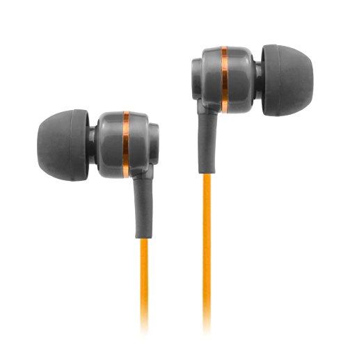 SoundMagic ES18 in-Ear Headphones Without Mic (Orange/Black)