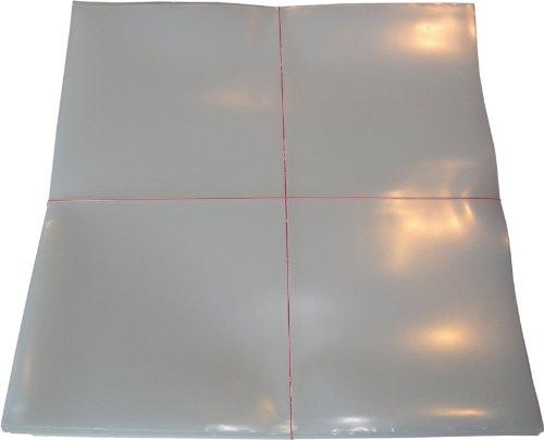 LP Vinyl 12 inch PE beschermhoes Sleeve Pack 100 stuks dikke kwaliteit