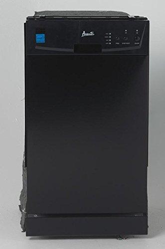 Avanti DW18D1BE Built In Dishwasher