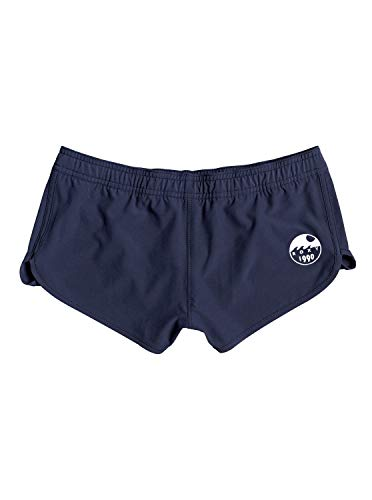 Roxy Early Boardshort pour Fille 8-16 Ans, Mood Indigo, FR : 2XL (Taille Fabricant : 16/XXL)