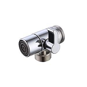 KES BRASS Sink Valve Diverter Faucet...
