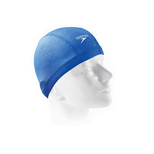 Speedo Xtrafit Touca, Adulto Unissex, Azul Royal, Único