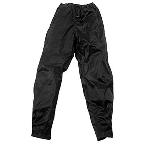 HOCK - Pantalon imperméable de pluie Basic - Mixte Adulte - Noir - Taille: XL (195 cm)