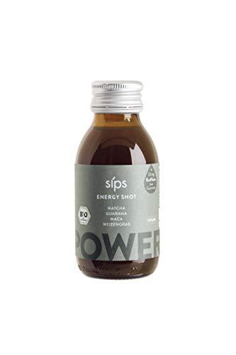 Djahé - síps POWER - THE ENERGY SHOT + 32 mg Koffein / DE-ÖKO-006