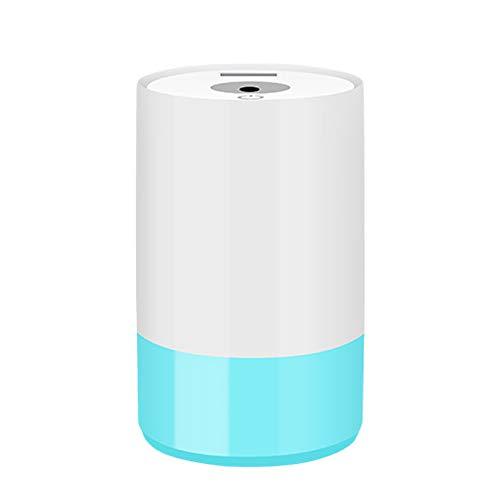 Auto-USB-luchtbevochtiger, huisvernevelaar, desktop aromatherapie-machine draagbaar Lake Green