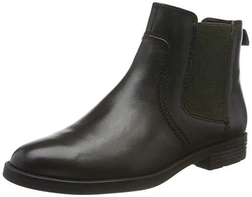 Tamaris Damen 1-1-25306-23 Chelsea Boots, Grün (Dark Olive 713), 40 EU