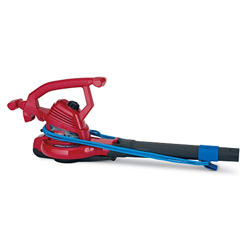 Toro 51621 UltraPlus Leaf Blower Vacuum, Variable-Speed (up to 250 mph) with Metal Impeller, 12 amp (Renewed)