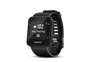 Garmin 010-01689-00 Forerunner 35 Watch, Black (B01KPUHBK6) | Amazon price tracker / tracking, Amazon price history charts, Amazon price watches, Amazon price drop alerts