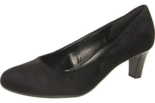 Gabor Shoes Damen Fashion-41.400 Pumps, Schwarz (Schwarz 47), 40 EU