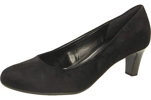 Gabor Shoes Damen Fashion-41.400 Pumps, Schwarz (Schwarz 47), 39 EU