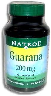 Natrol Guarana 200mg, 90 caps