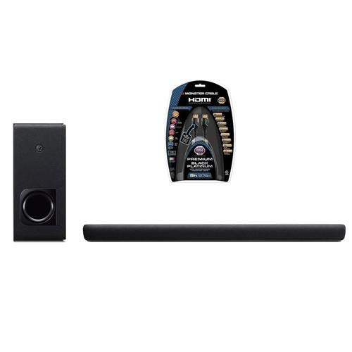 Yamaha YAS-209 2.1-Channel Sound Bar with Wireless Subwoofer and Alexa Built-in, Black...