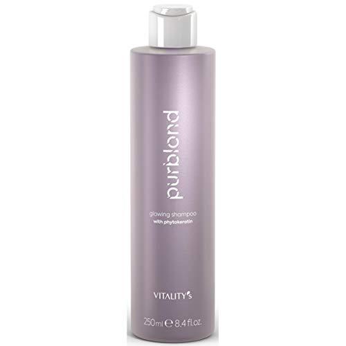 Vitality's Purblond Glowing Shampoo 250ml