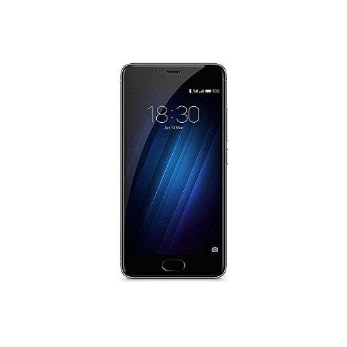 Meizu Y15/Y685H 2G16G Gray Smartphone M3S 12,7 cm (5 Zoll), 16GB, 13 Megapixel Hauptkamera Android 5.1 grau