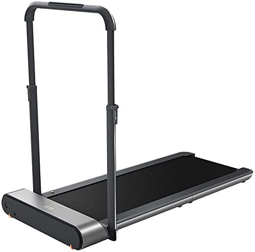 Xiaomi WalkingPad R1 Pro EU Version pieghevole Tapis roulant Treadmill | fino a 110 kg | fino a 10 km h | Argento | per casa, ufficio, posto di lavoro | 220-240 V | 50 60 Hz | 918 W | app Mijia