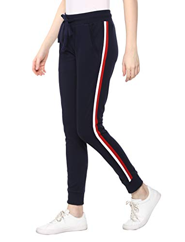 Alan Jones Clothing Women's Slim Fit Track Pant