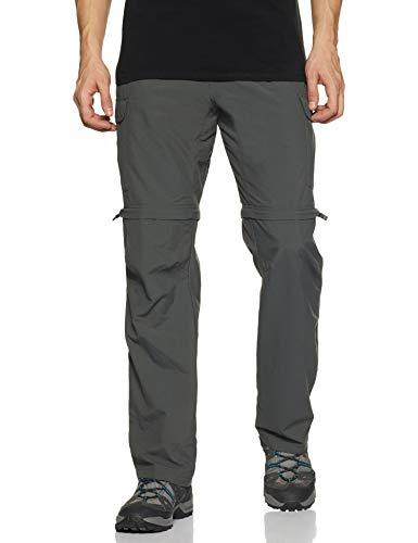 Columbia Cascades Explorer Pantalon de Randonnée Homme, Noir (Black), 34W / 34L