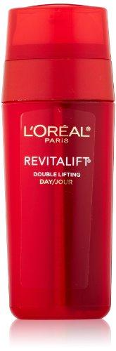 Face Moisturizer, LOreal Paris Revitalift Double Lifting Day Face Cream with Pro Retinol, 1 fl; oz.