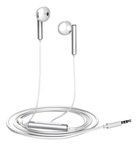 Huawei AM116 Cuffie Stereo, Argento