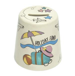 Transomnia Holiday Fund - Salvadanaio in ceramica