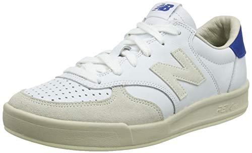 New Balance Herren Crt300 Sneaker, Weiß (White Wl), 37 EU