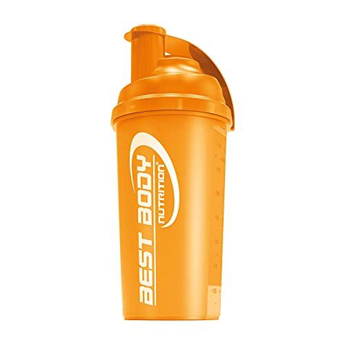 Best Body Nutrition - Shaker, 700 ml, naranja