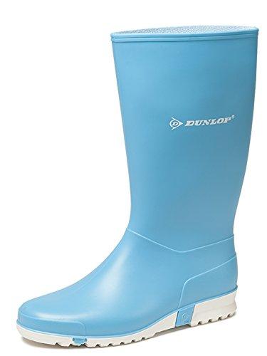 Dunlop K25514410 K255111 Sportstiefel PVC hell, 41, Blau