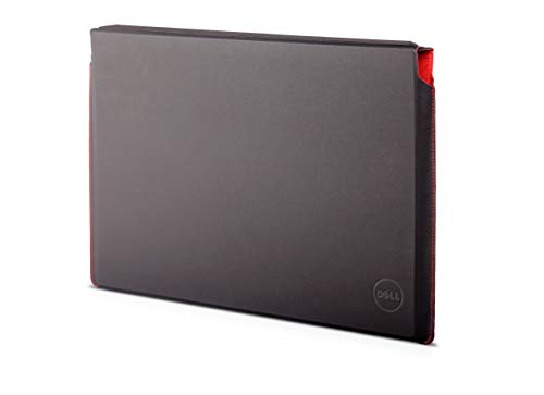 Dell Premier Carrying Case (Sleeve) for 13' Notebook - Black - Scratch Resistant, Dust Resistant, Damage Resistant - Polyurethane, Microfiber Interior - 8.4' Height x 13.4' Width x