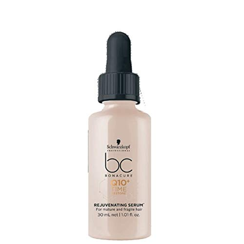 Schwarzkopf bonacure q10+ time restore serum antiaging 30ml