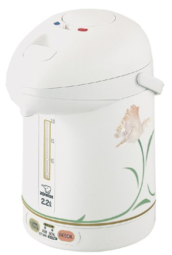 Zojirushi CWPZC22FC Micom Super Boiler 22L Floral 22 L