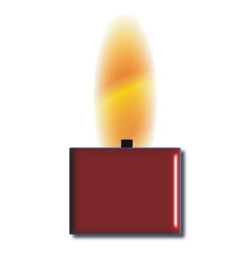 Wachsfarbe dunkelrot für 1kg Wachs – Qualitätsfarbe zum Kerzen einfärben für Paraffin, Stearin, Kerzengel und Kompositionswachs
