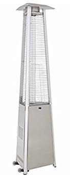 Pyramid Style Quartz Tube Patio Heater