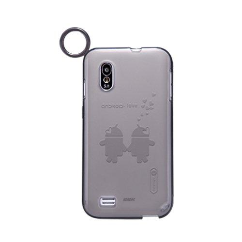 Nillkin LENOVOVIBESHOT-Sparkle-White Funkeln Leder-Tasche für Lenovo Vibe Shot weiß