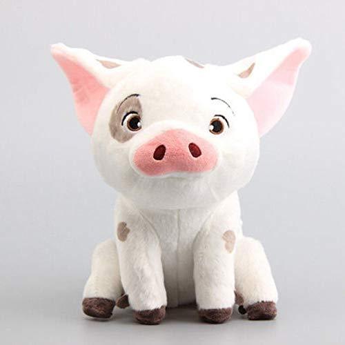 LXDWJ Muñecos de Peluche, muñecos de Peluche de Cerdo de Moda, muñecos de Peluche de Dibujos Animados Bonitos, Juguetes de Peluche Suaves