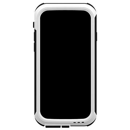 Trident 4.7-Inch Cyclops Series Case for Apple iPhone 6/6s - Retail Packaging - White