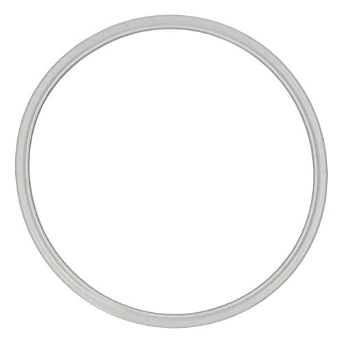 Europart 10038102 guarnizione anello di tenuta 22 cm Ø coperchio in gomma per pentola a pressione pentola a pressione pentola adatta per WMF 60.6856.9990 anche 60.6855.9997 37.8930.9914 37.8930.9904