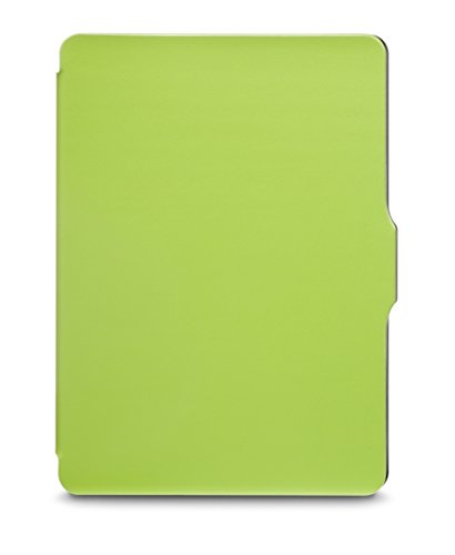 NuPro SlimFit Cover for Kindle (8th Generation), Green
