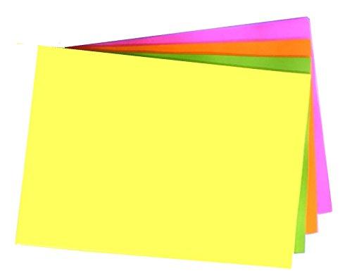 Dalton Manor Papier, 90g, Neon, sortiert, 100Stück