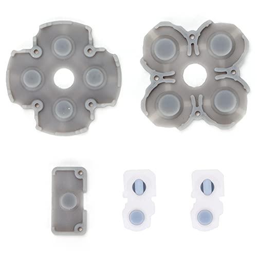 Tasten leitfähige Gummipads, tragbares leitfähiges Gummipad für PS5-Griff