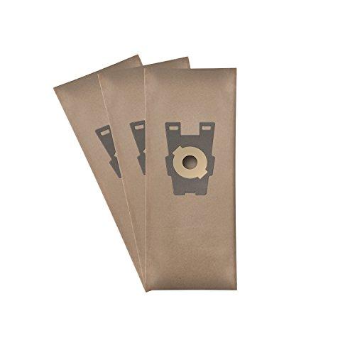 Wessper® Staubsaugerbeutel für Kirby G7E (3 Stück, Papiersäcke)