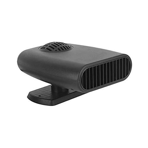 Z&LEI Demister de la Parabrisas, el Calentador de automóviles confiable del Parabrisas del desmogador 150W del Ventilador del Calentador 24V Práctico para el Coche de Invierno