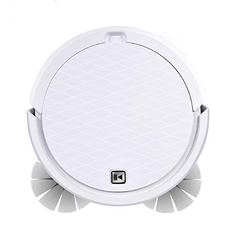 Best Price Robot Vacuum Cleaner Super-Thin Super-Strong Suction Self-Charging Robotic Vacuum Cleaner...