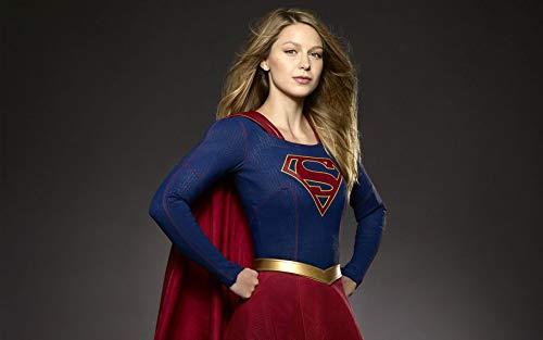 Wayne Dove Supergirl Season 4 Póster en Seda/Estampados de Seda/Papel Pintado/Decoración de Pared 915659525