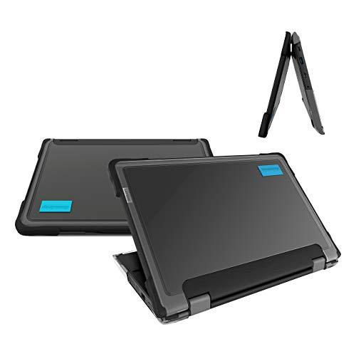 Gumdrop SlimTech Case Designed for Lenovo 300e Chromebook Gen2 (MediaTek) Laptop for Students, Education, Kids, School - Slim, Lightweight, Protection from Bumps and Scratches