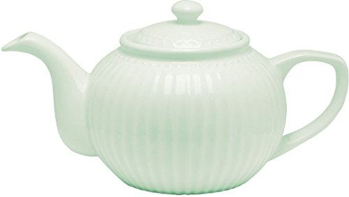 GreenGate Teekanne - Teapot - Alice Pale Green