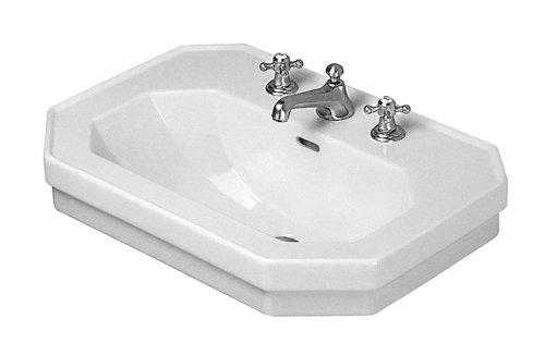 Duravit 1930 - Waschbecken 70 cm 3 Loch weiß