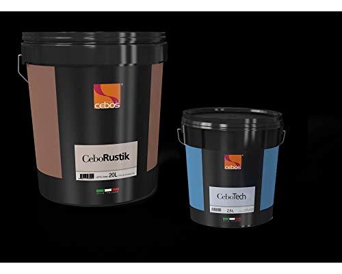 Protettivo impermeabilizzante trasparente CEBOTECH vari formati - LT.2,5
